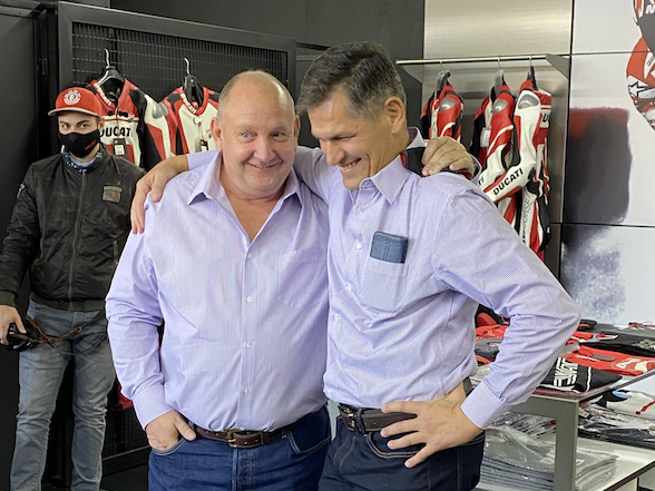 Braam Smit appointed GM of Ducati SA