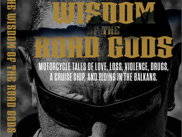 Book Review: The Wisdom of the Road Gods by Boris Mihailovic