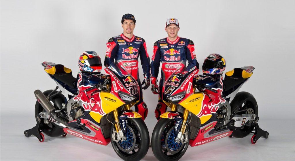 Red Bull Honda Hayden