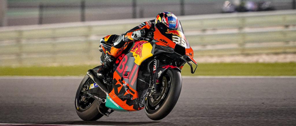 Brad Binder MotoGP TCX Boots