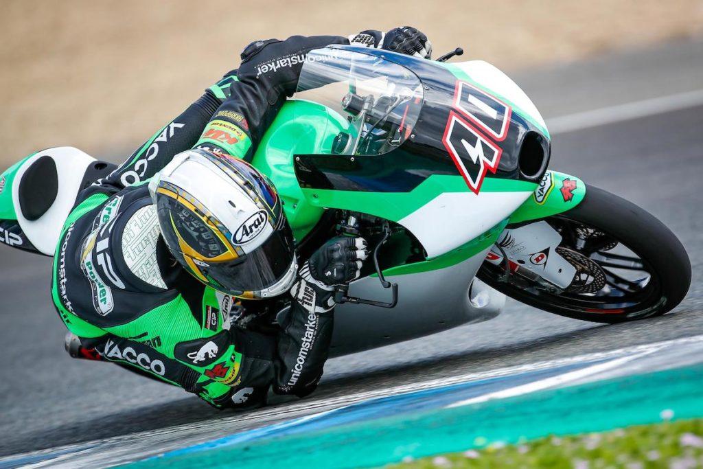 Darryn Binder Moto3 Jerez MotoGP