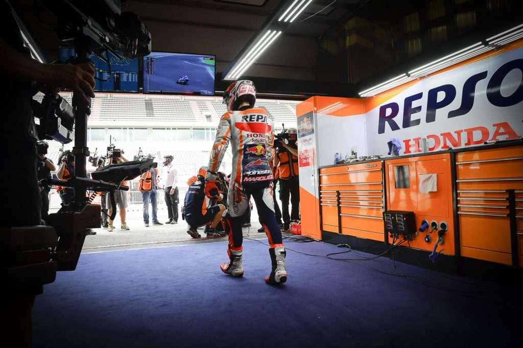 Marc Marquez MotoGP Portimao