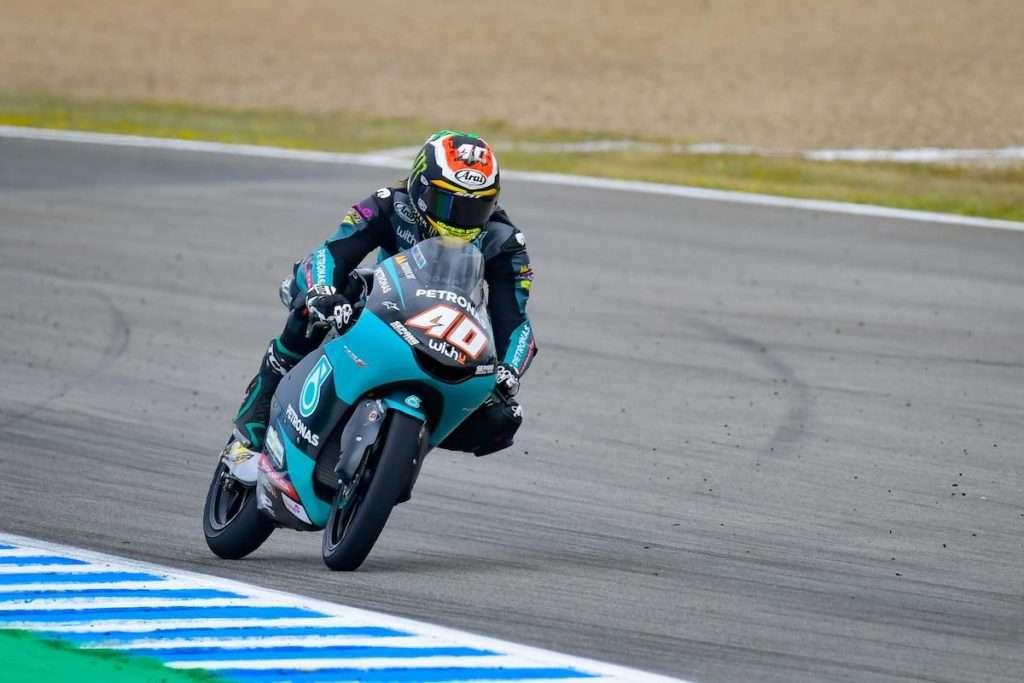 Darryn Binder Moto3 Jerez