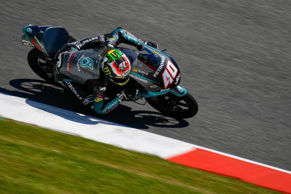 Darryn Binder Moto3 Mugello Qualifying