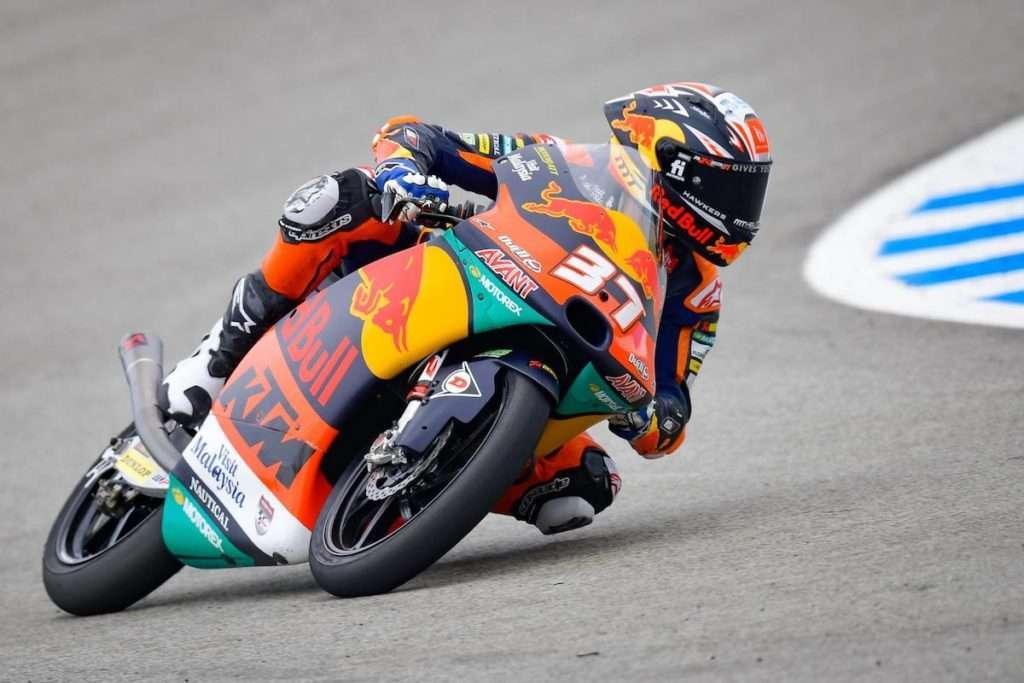 Pedro Acosta Moto3 Jerez