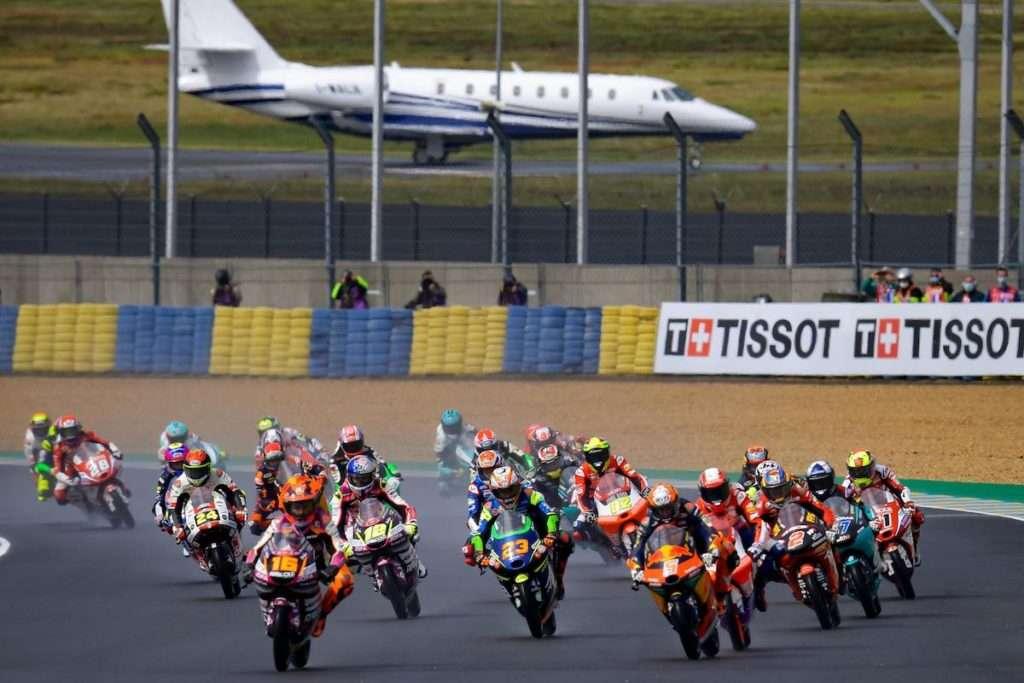 Race Moto3 Le Mans France Race