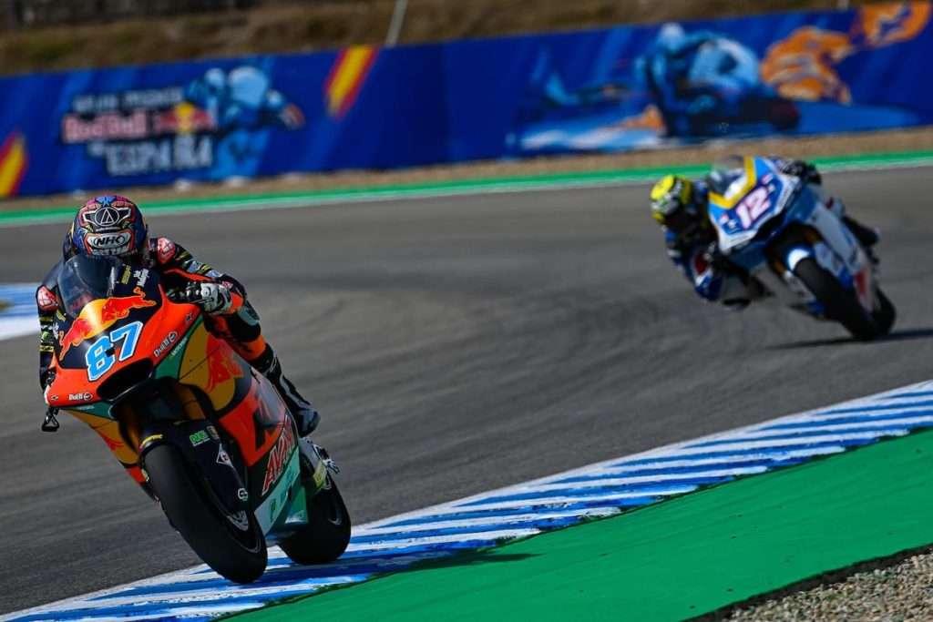 Remy Gardner Jerez Moto2