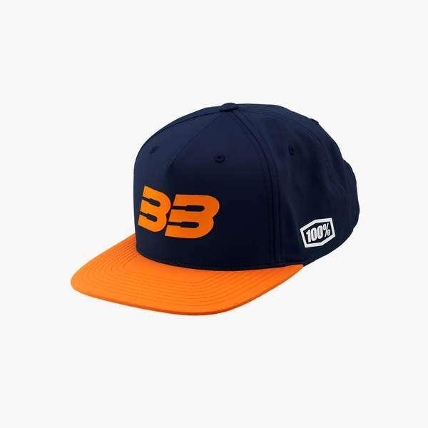 Brad Binder BB33 100 percent cap
