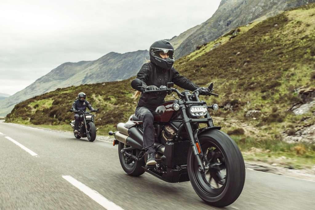Harley-Davidson Sportster S 4