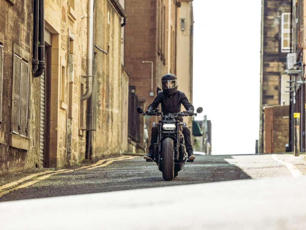 Harley-Davidson Sportster S 5