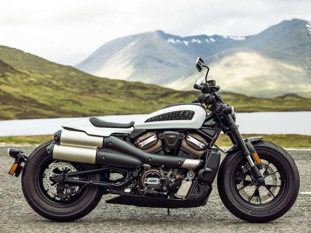 Harley-Davidson Sportster S 8